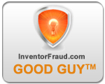 National Inventor Fraud Center Official Good Guy
